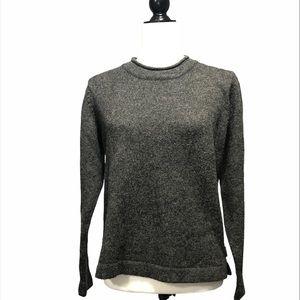 Woolrich 100% Wool Onyx Sweater
